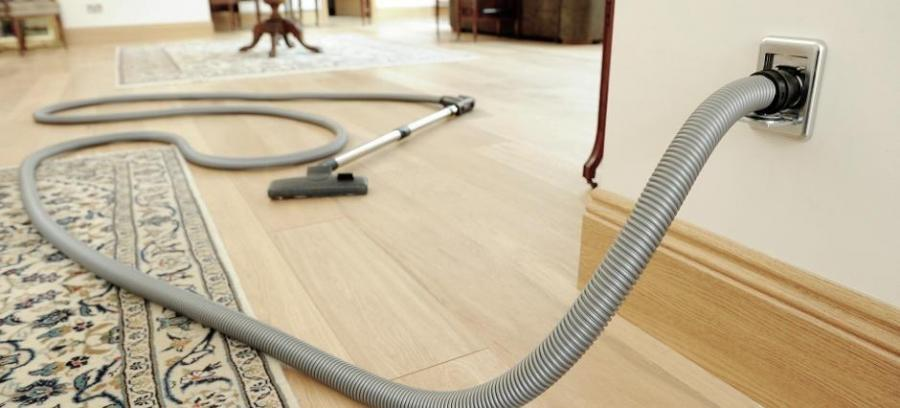 4 Reasons You Will LOVE A Central Vacuum System!